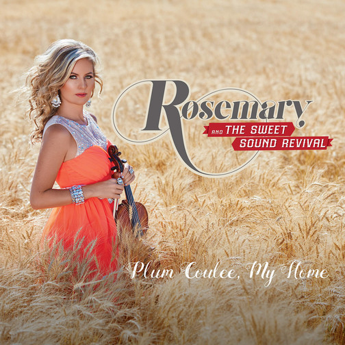 Rosemary & The Sweet Sound Revival - 'Plum Coulee, My Home' album cover