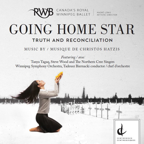 Canada's Royal Winnipeg Ballet - Going Home Star: Truth & Reconciliation album cover