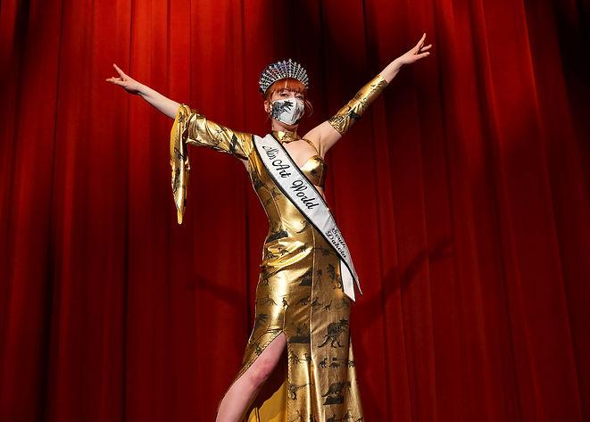 Miss Art World South Dakota Klaire Lockh