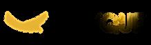 HAWQUE_Horizontal_Black_Text_Gold_Logo_e