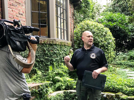 Atlanta residents turn toward home security firms, firearms to protest property