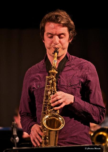 Saxophone / Jeu / Co - mise en scène