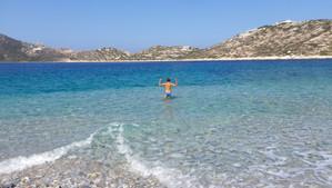 Italian Slip @ Agios Pavlos
