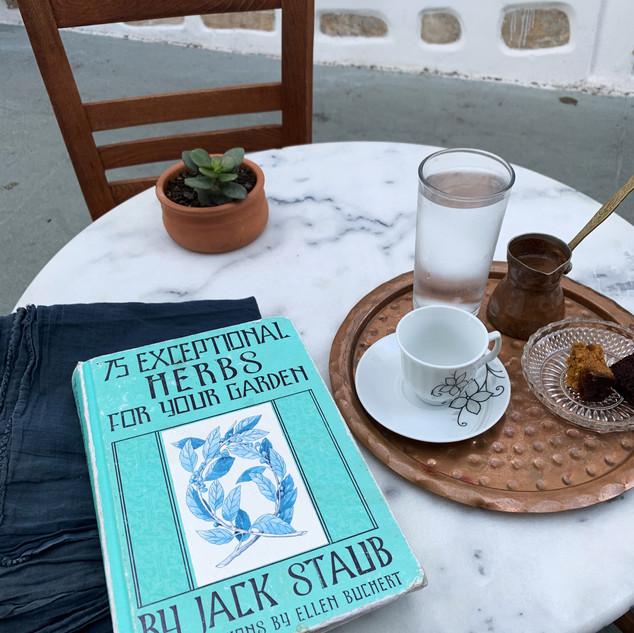 Café Greek Time @Maria