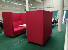 Office Seating Booth