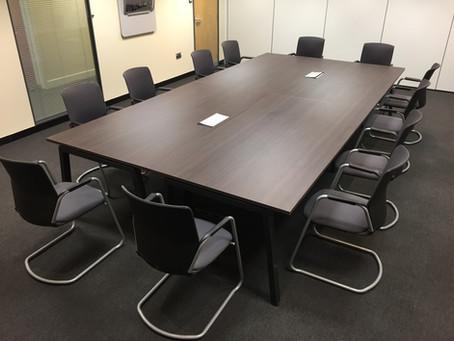 Linnea Boardroom Tables