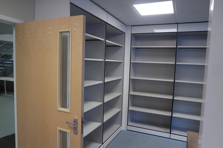 Fitted Storage