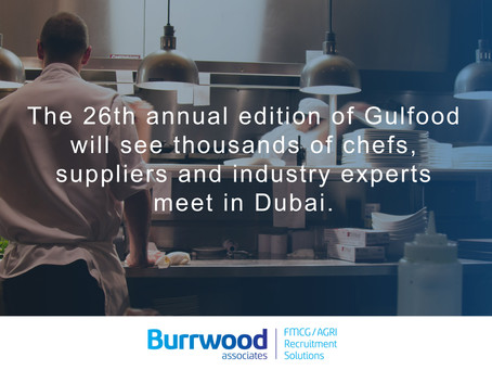 Over 2,500 companies are set to attend Gulfood 2021