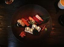 寿司のプレート