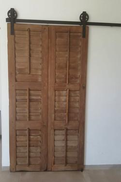 תריס דלת