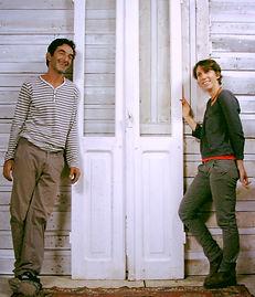 דלתות עתיקות גבריאל וקרן נוי