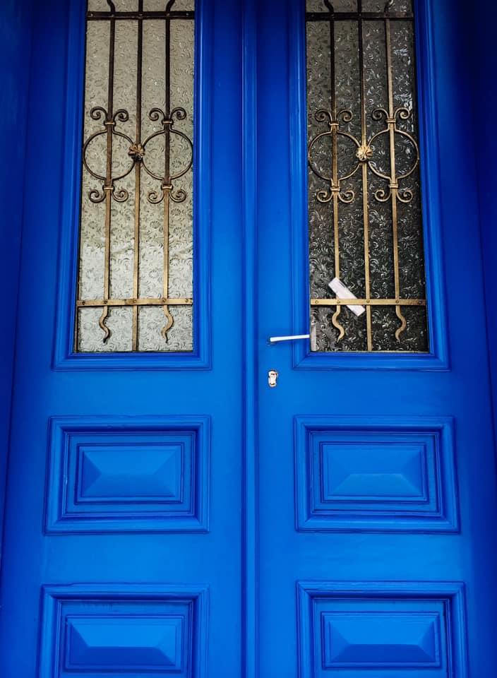 דלת כניסה בצע מרהיב
