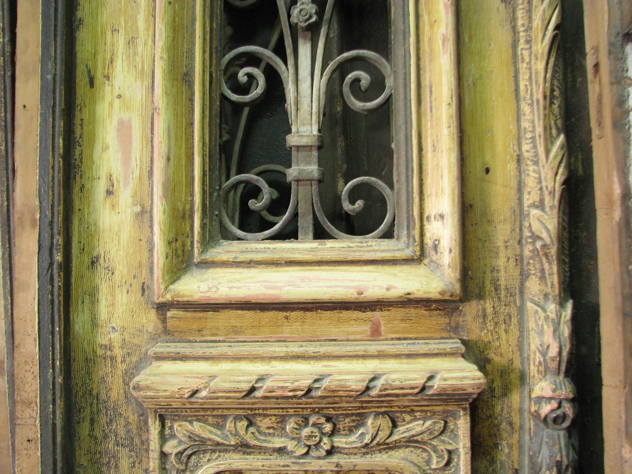 עדכני דלתות עתיקות, דלתות יד שניה YK-11