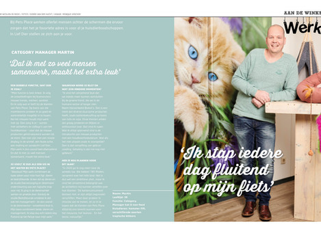 Interview met Category Manager Martin