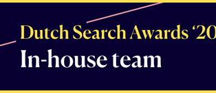 Pets Place wint Dutch Search Award