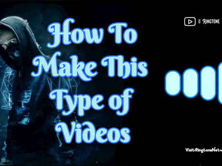 How To Make Riongtone Videos In Avee Player?
