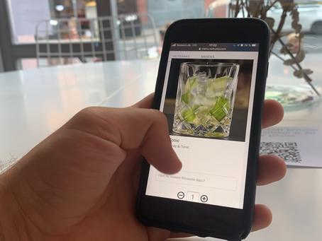Wie eine digitale Speisekarte deinem Restaurant den nötigen Vorsprung verschafft