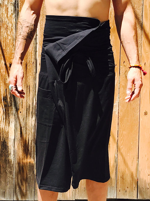 OLY Thai Pants- Black