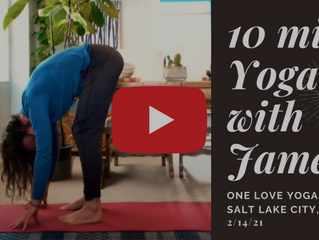 10 Minute Yoga (Bite Sized Sessions)