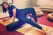 James Foam Roller and Yoga.jpeg