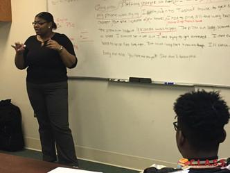 Memphis Ambassadors ACT Workshop