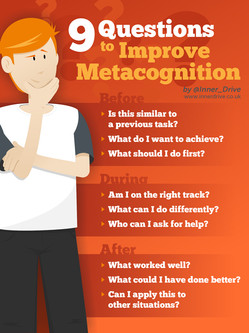 9 Questions to Improve Metacognition