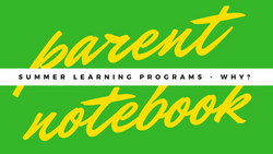 Why Summer Learning Programs