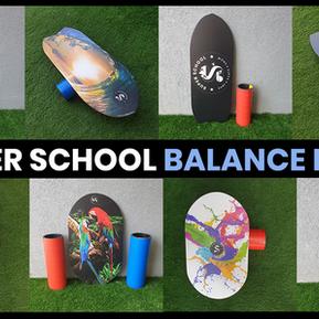 איך לבחור באלאנס בורד - Balance Board   אינדו בורד - indo board