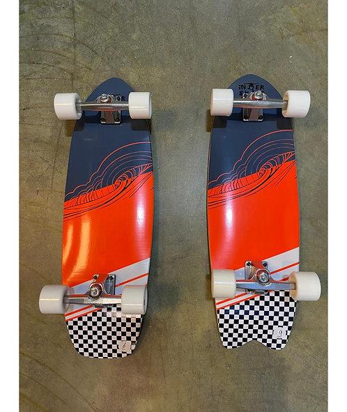 Interskate Surf Skate | WAVE