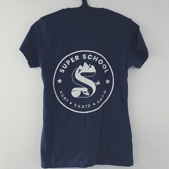 חולצת בייסיק - נשים ונערות