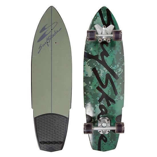 Surf Skate | Hybrid Camo
