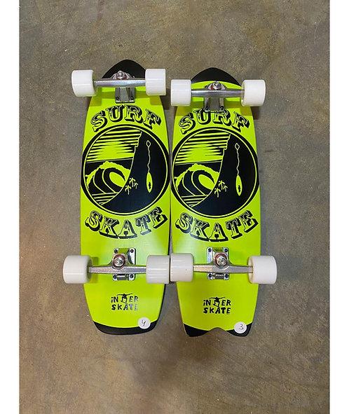 Interskate Surf Skate   LOGO