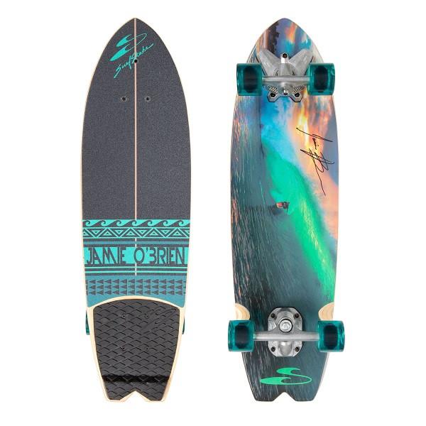 Surf Skate | J.O.B Pipeline Pro | סרף סקייט | סקייטבורד קארבר