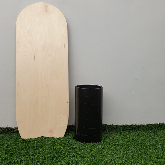 BALANCE BOARD | Natural Fish 80X30X16