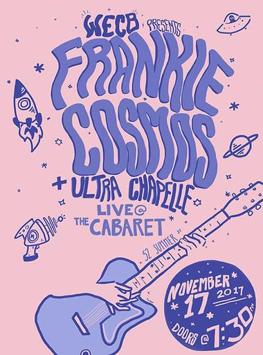 Frankie Cosmos Live @ the Cabaret
