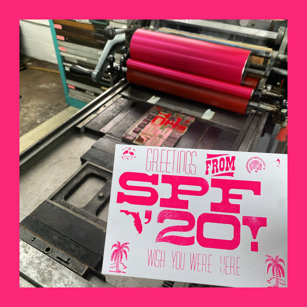 SPF 2020 Postcards