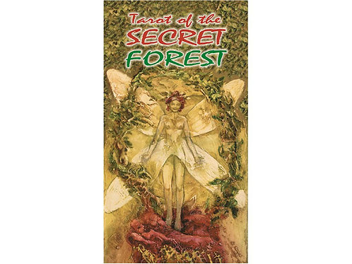 Tarot of the Secret Forest by Lucia Mattioli