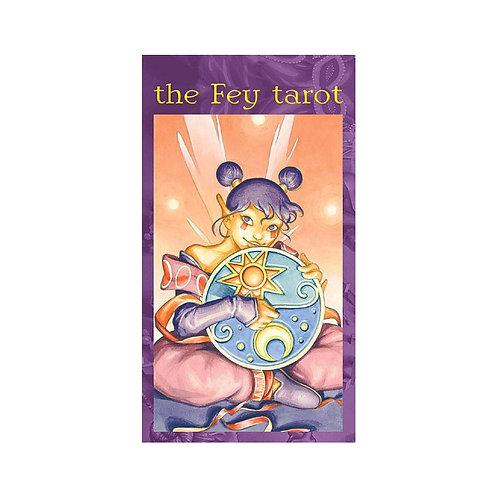 The Fey Tarot Deck – Lo Scarabeo