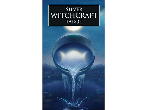 Silver Witchcraft Tarot by Barbara Moore