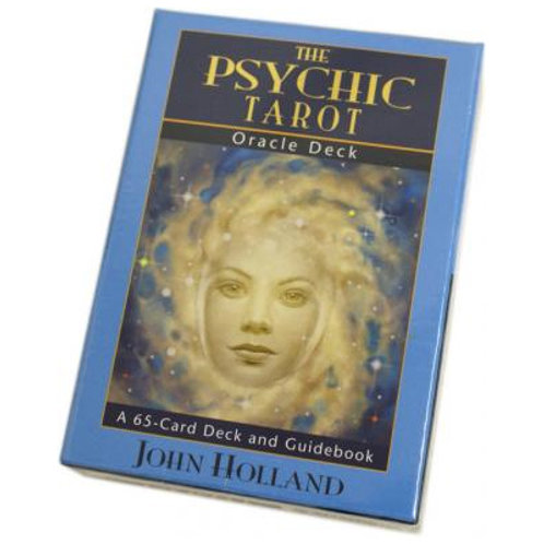 The Psychic Tarot by John Holland