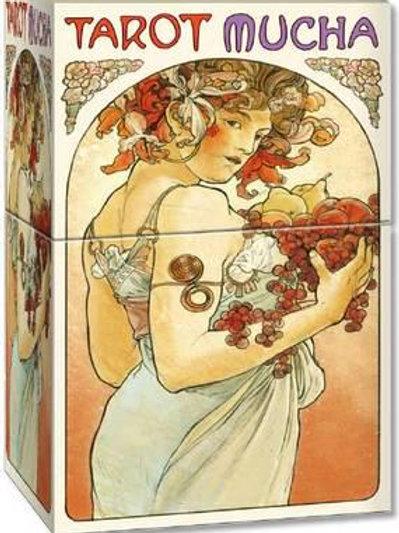 Tarot Mucha by Pietro Alligo
