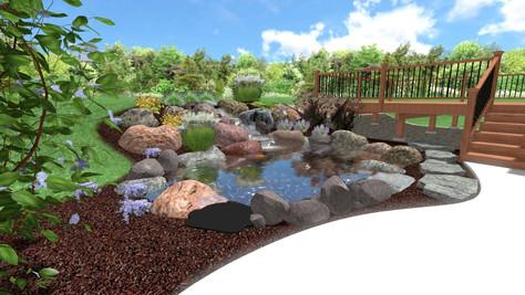 Landscape-Design-Pond-Design-madison-Wi.