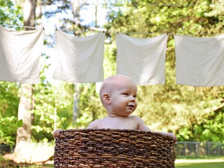 How to Wash Cloth Nappies – Step by Step Guide