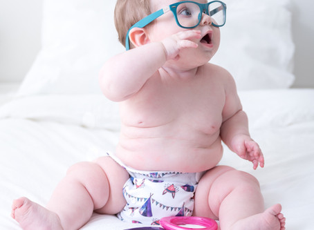 Cloth Nappy Myth Busting