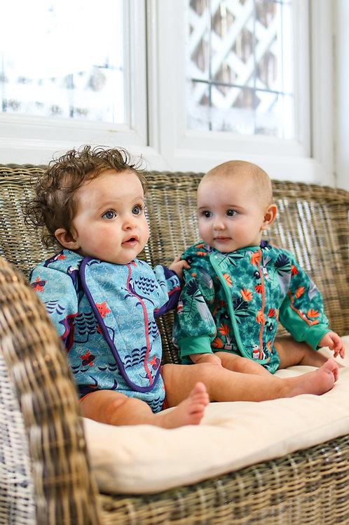 Close Pop In Baby Cosy Suit