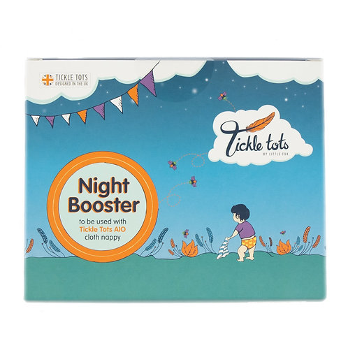 Tickle tots 2 pack night booster set