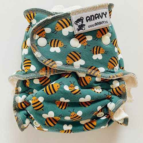 Anavy Absorbent Diaper - One Size