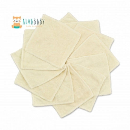 Alvababy Bamboo Wipes (25 pack)
