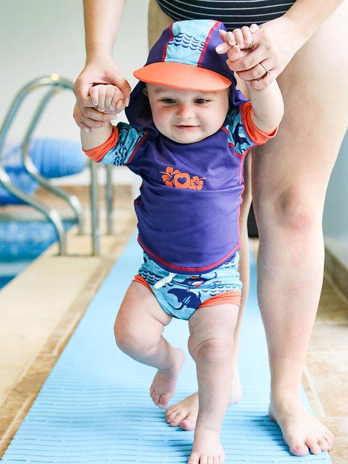 Close Pop In Swim Nappy