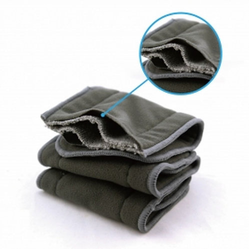 Alvababy 4 layer Bamboo Charcoal Insert (2 pack)